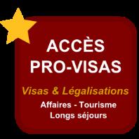 ACCES PRO-VISAS